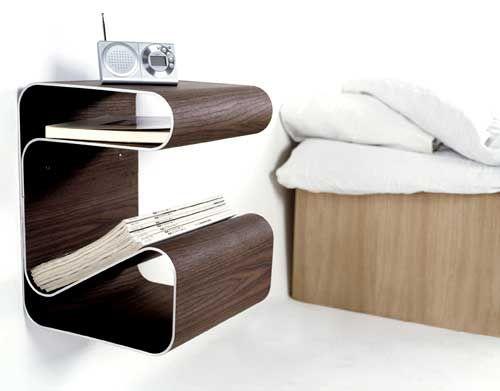 Bedside Table Gubi Bedside Table Design Floating Bedside Table