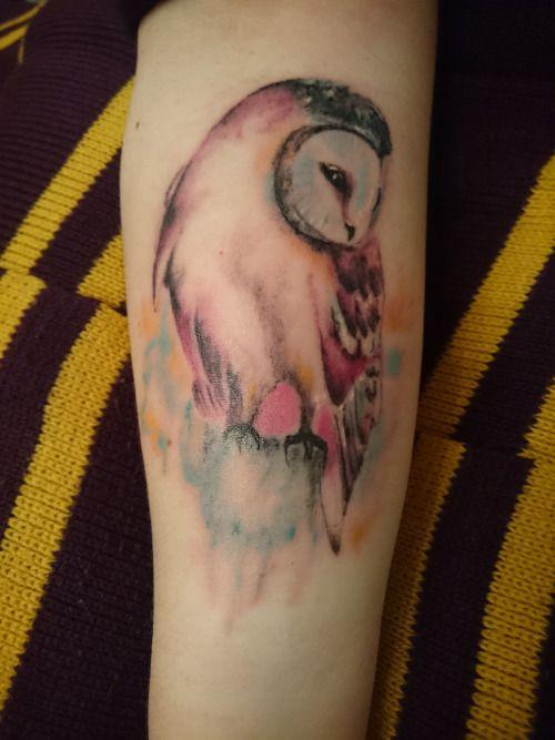 6fe9b3af9ba4d 34 Harry Potter Tattoos. One is Shocking! | Tatts!! ♡♡♡ | Harry ...