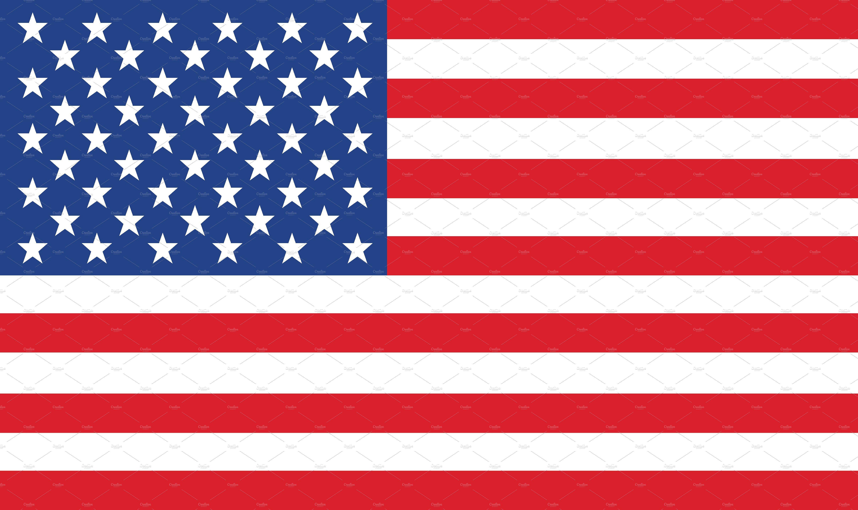 Us Flag Vector Flag Vector Flag Us Flag
