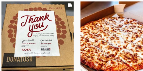 Donatos Coupons 50 Off September 2020 Online Order Wish Promo Code Gluten Free Pizza Thin Pizza Coupons