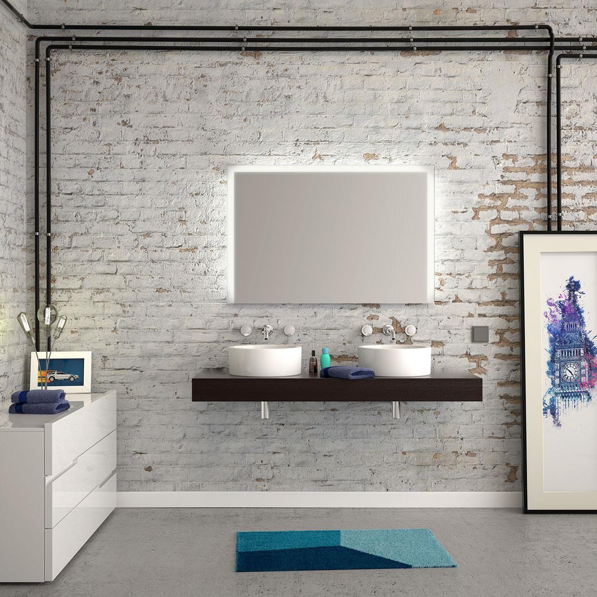 Https Www Trenvay Com Banyo Aynasi Pmu273 Badspiegel Led Badspiegel Neues Badezimmer