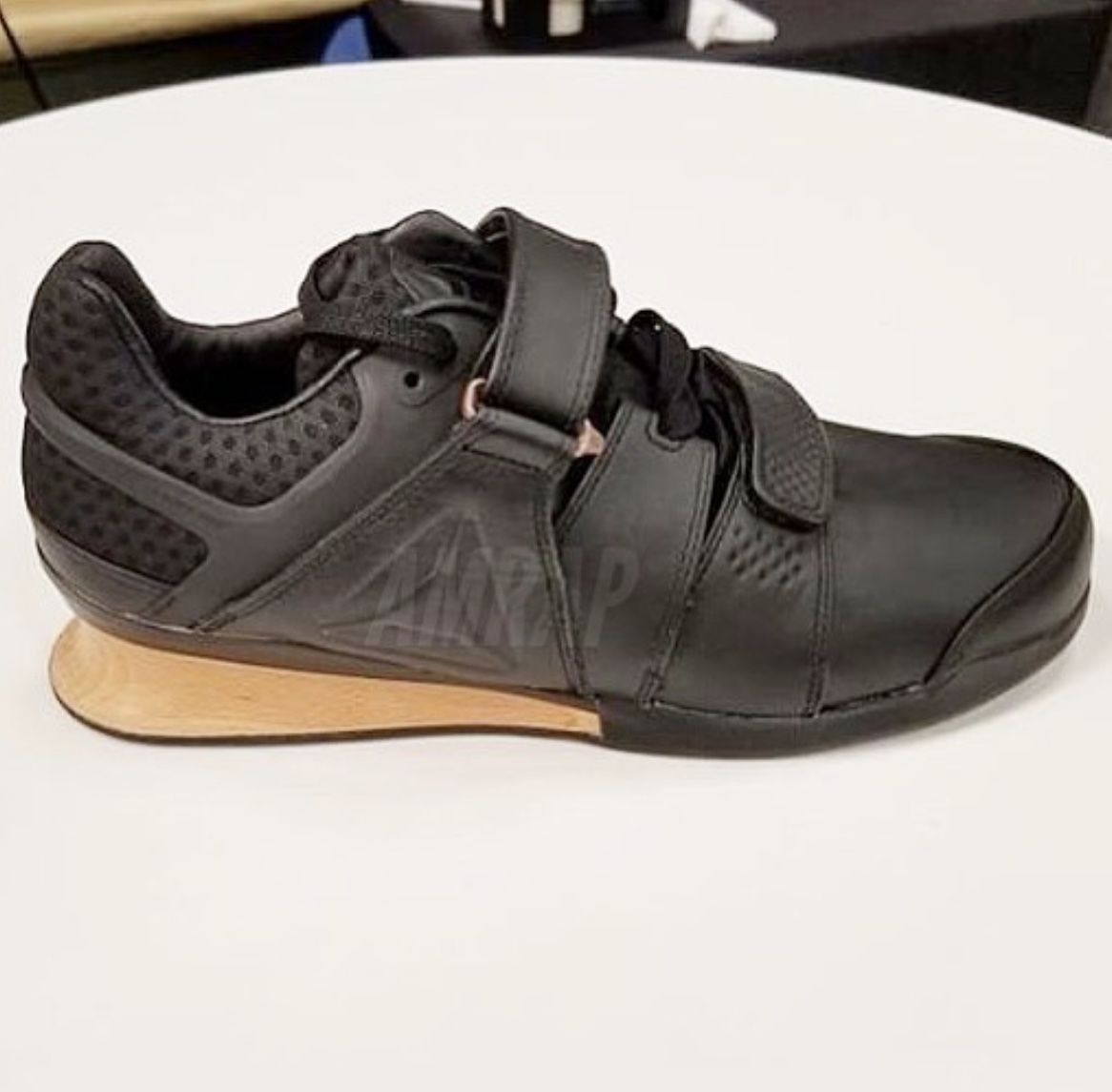 29ccba676b4f05 Reebok Is Coming Out With a Wood Heel Legacy Lifter. https   barbend