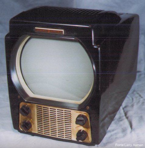 In 1925 the first mechanical television was made, Although