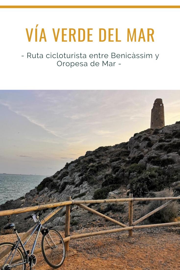 Vía Verde Del Mar Ruta Fácil Con Niños Y Familias Turismo Benicàssim Turismo Activo Turismo Rutas De Senderismo