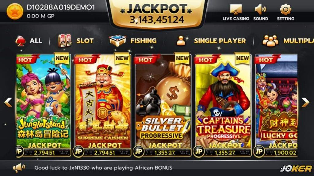 Joker123 Free Download Apk iOs App | Joker123 Online Casino Malaysia