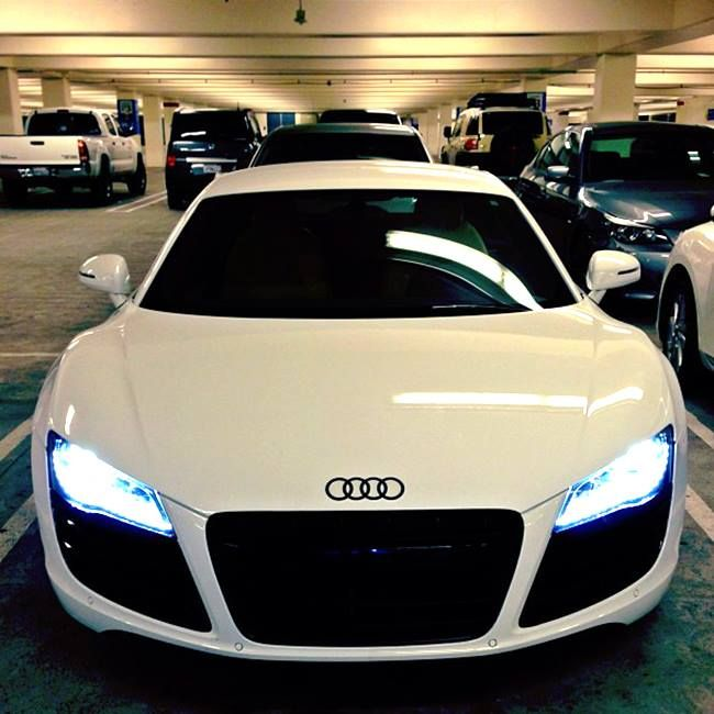 Audi R8 All Revved Up And Ready To Go