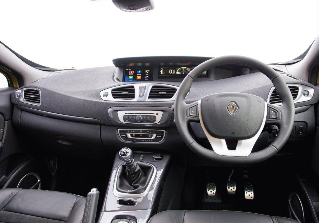 Renault Scenic Interior | Family car | Pinterest
