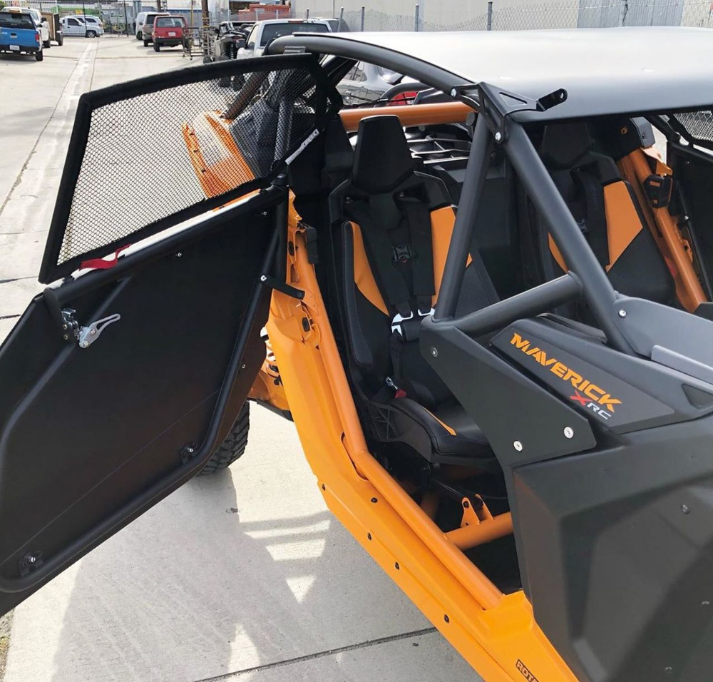 Fabwerx Can Am X3 Cage 2 Seat 2017 In 2020 Can Am Can Am Commander Polaris Rzr