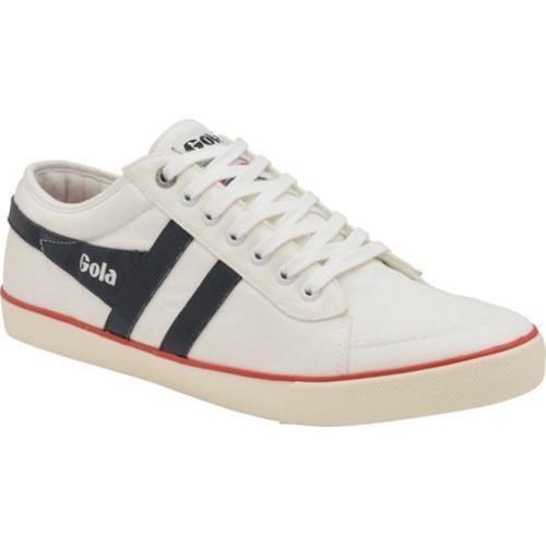 Men's Gola Comet Casual Sneaker /Navy/Red