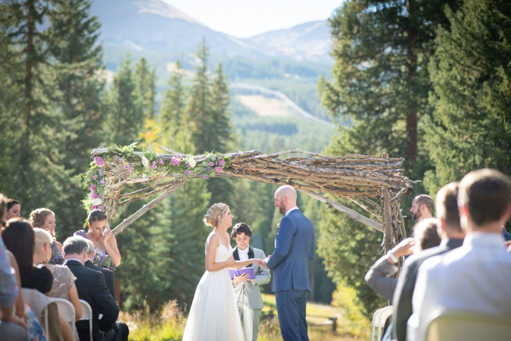 Breckenridge Nordic Center Wedding in 2020