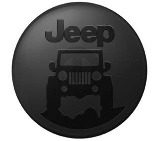 Jeep On The Rocks Hard Tire Cover Wrangler Cj Yj Tj Jk