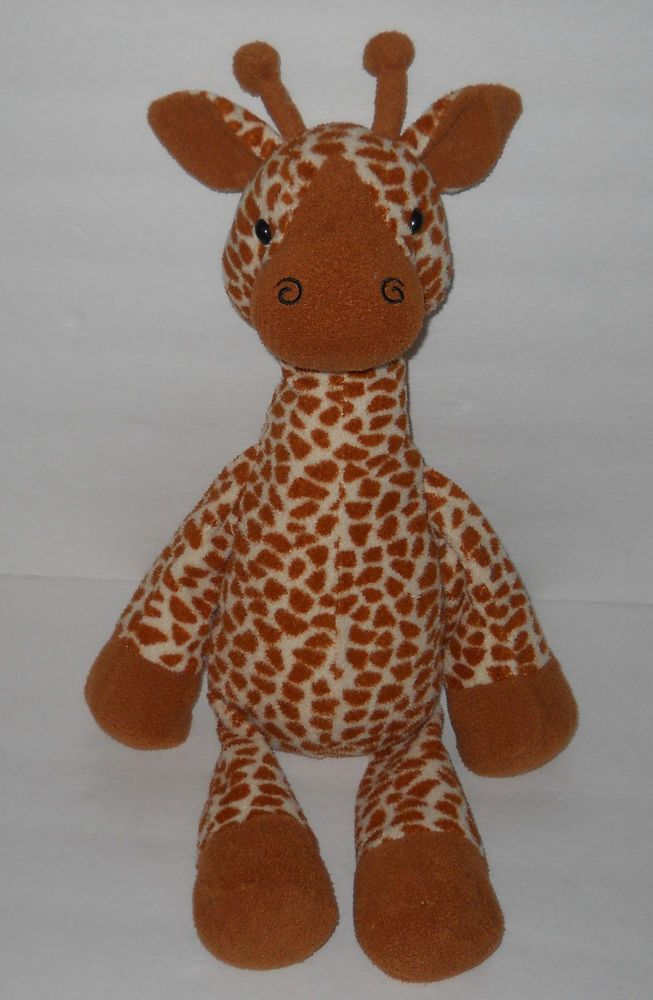 Target Circo Giraffe Plush Stuffed Beanbag Animal 21\