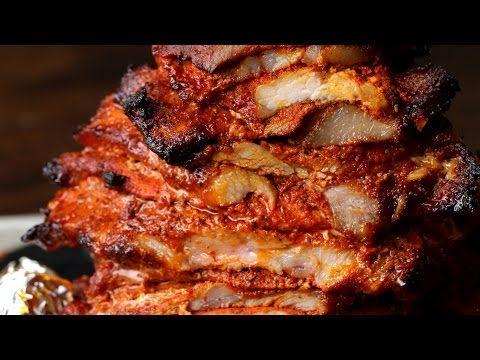 Mexican-style Pork Tacos (Tacos Al Pastor) Recipe