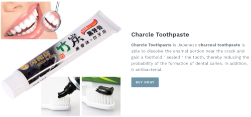 Charcle Toothpaste is Leaving Dentists Without...