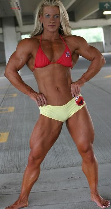 Kris Murrell muscle
