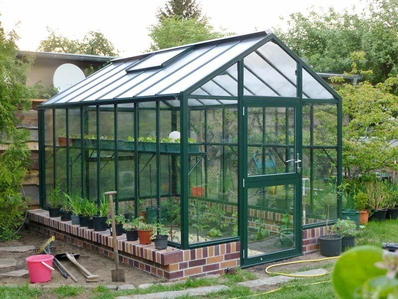 Build Your Own Greenhouse Simple Instructions And Tips Diy Trend Design Freshideas Howto Gewachshaus Selber Bauen Gewachs Gewachshaus
