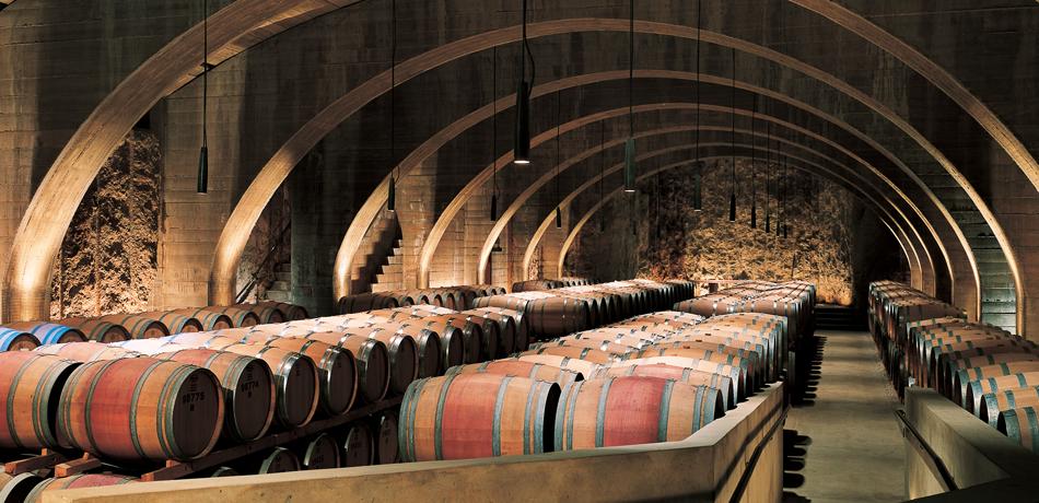 Mission Hill Family Esteate Winery au Canada