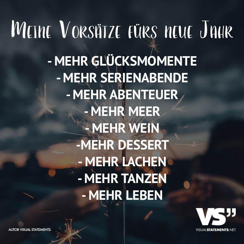 sprüche fürs neue jahr Meine Vorsätze fürs neue Jahr | Weihnachten // VISUAL STATEMENTS  sprüche fürs neue jahr