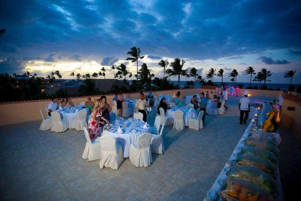Presidential Suite Wedding Reception Majestic Colonial Puntacana