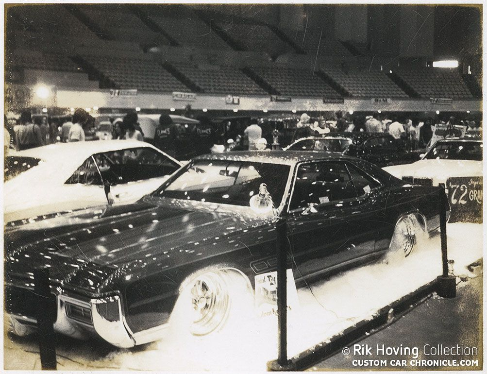 POLAROID MAGIC 2 A look at the fine Low-Riders created in the early 1970's. Part two of this series on this collection of black and white Polaroid photos. The photos in this collection measure 4.3 by 3/4 inches. And if you think about it it is kind of strange they were taken in black and …