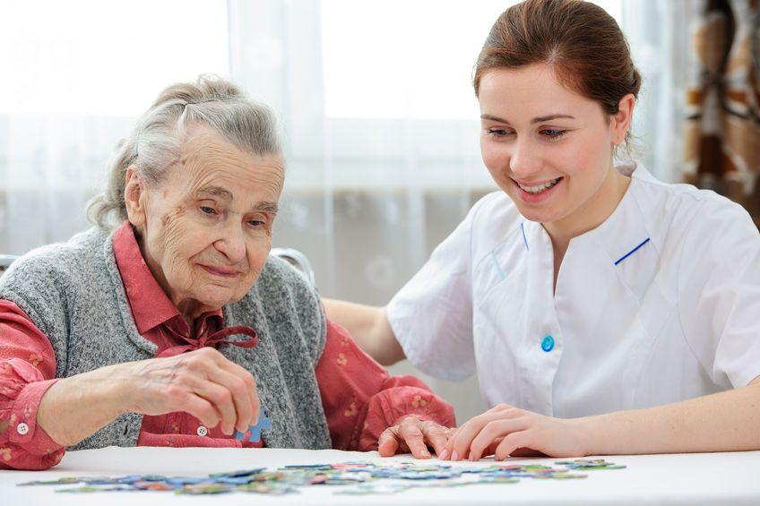 Attracting Today's Senior Care Workforce Senior fitness
