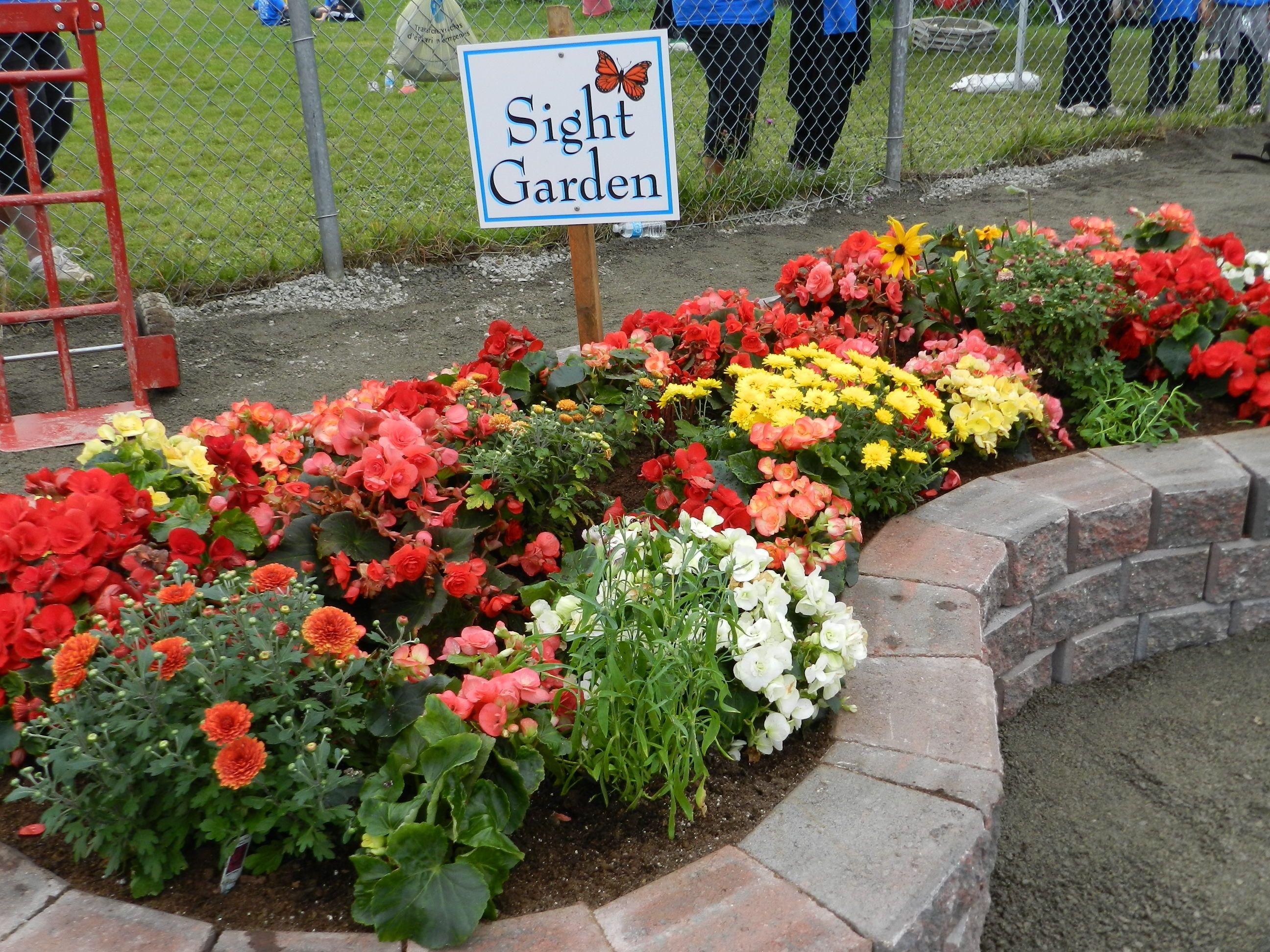 sensory garden ideas for children