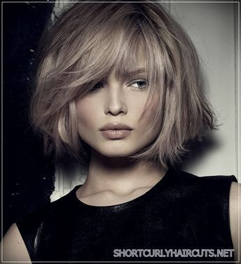 6 Alluring Short Haircuts For Thick Hair