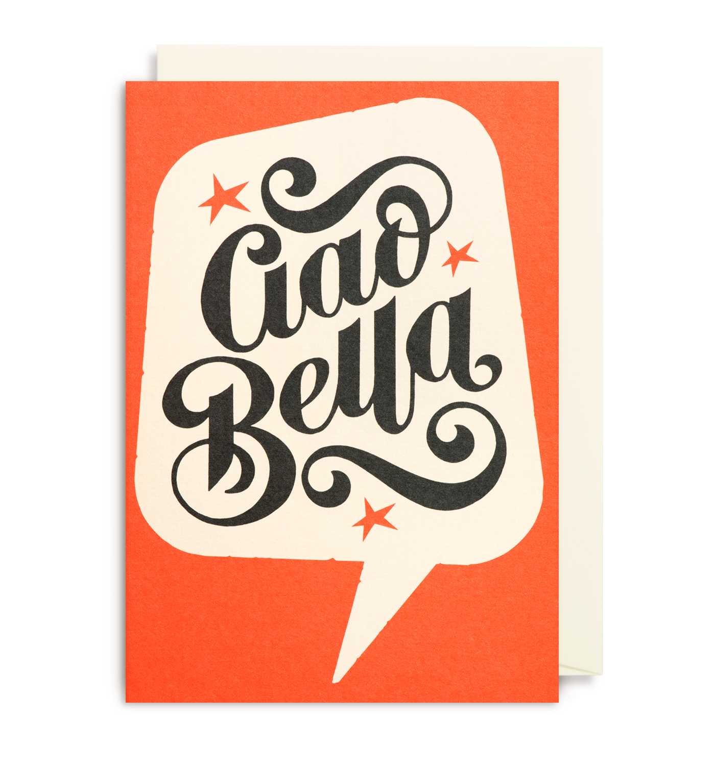 Ciao bella greeting card lagom design and gift card wrapping ciao bella greeting card kristyandbryce Gallery