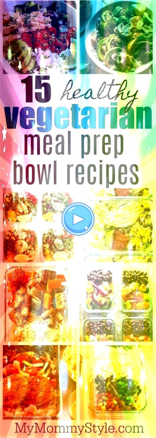 vegetarian meal prep bowls  Food 15 healthy vegetarian meal prep bowls  Food  Die Frühlingsrollen kannst du selber machen und sie werden so lecker gefüllt  Spic...