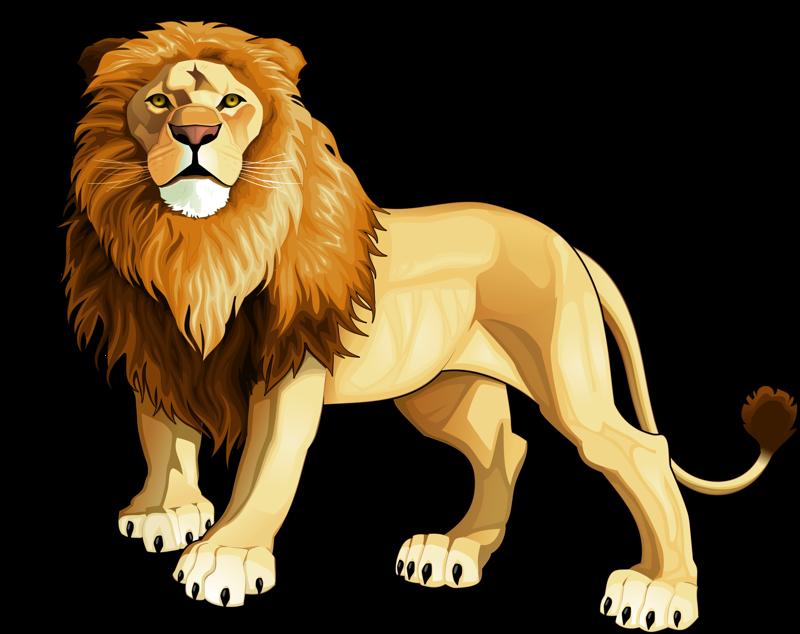 Лев в картинках для детей, юбилеем мужчине