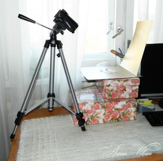 ведь как фотографировать изделия ручной работы можете