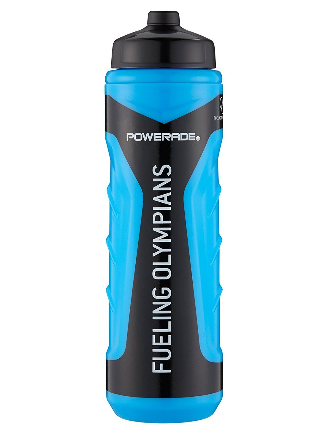 Powerade Sip Water Bottle 28 oz Cyan// Blue