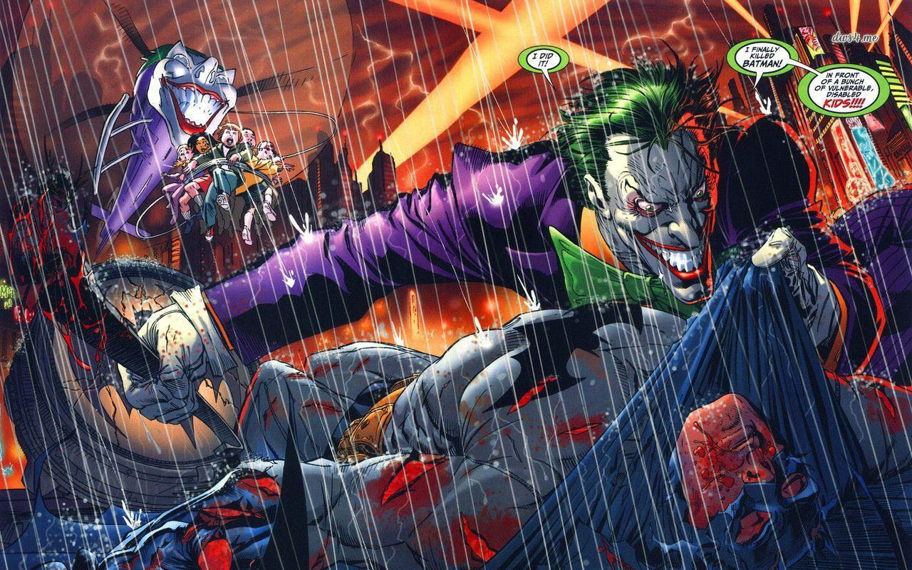 Memes For Batman And Joker Comic Wallpaper