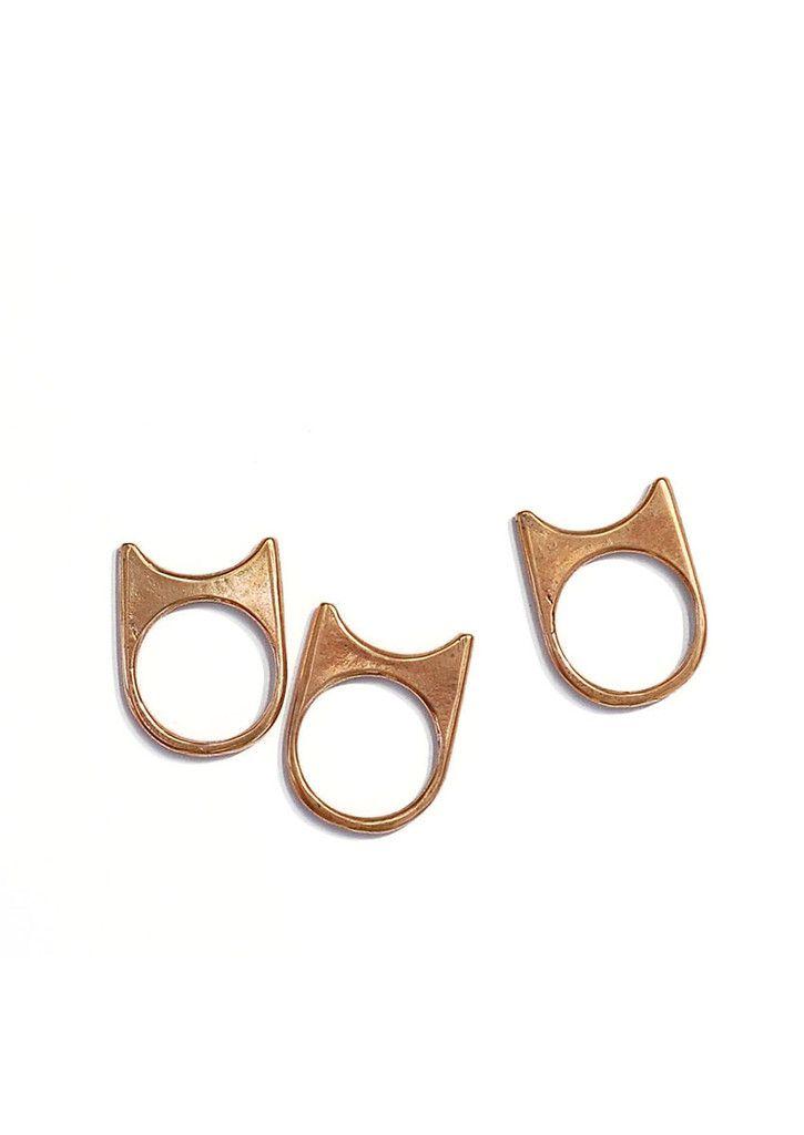 Aures Rings – Tiro Tiro