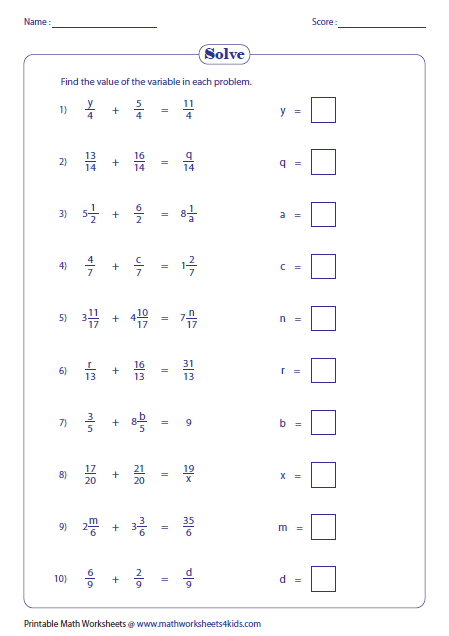 how to cancel out numbers in fractions