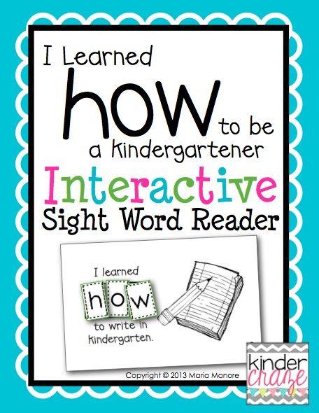 words for kindergarten graduation