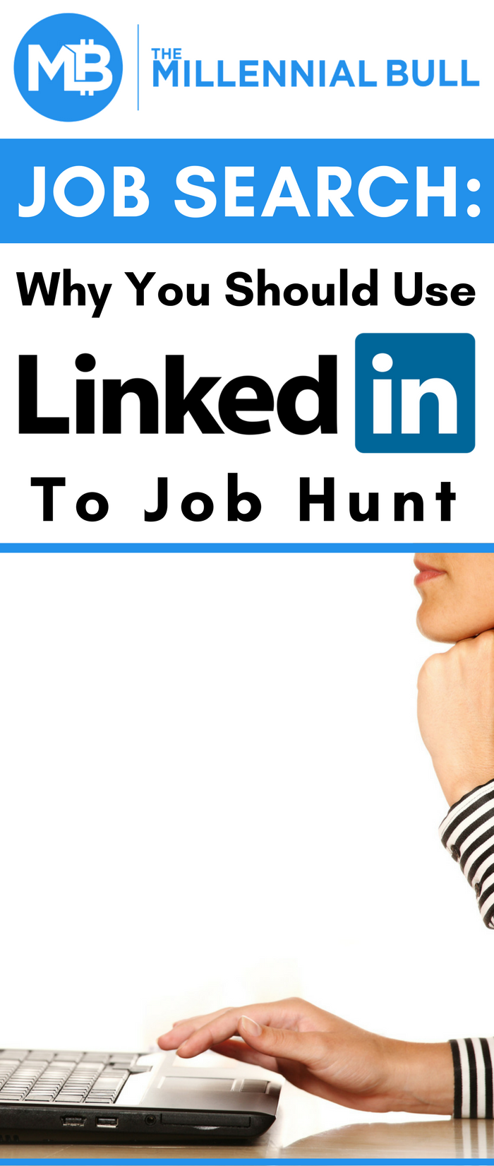 Job Search Why Use LinkedIn To Job Hunt The Millennial