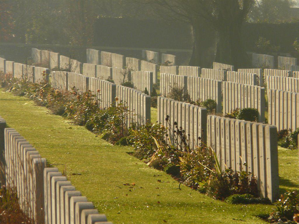 tynecot Ypres