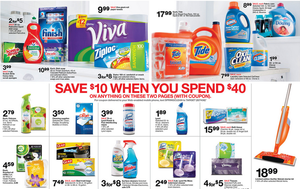 $10 off $40 Target Mobile Coupon!