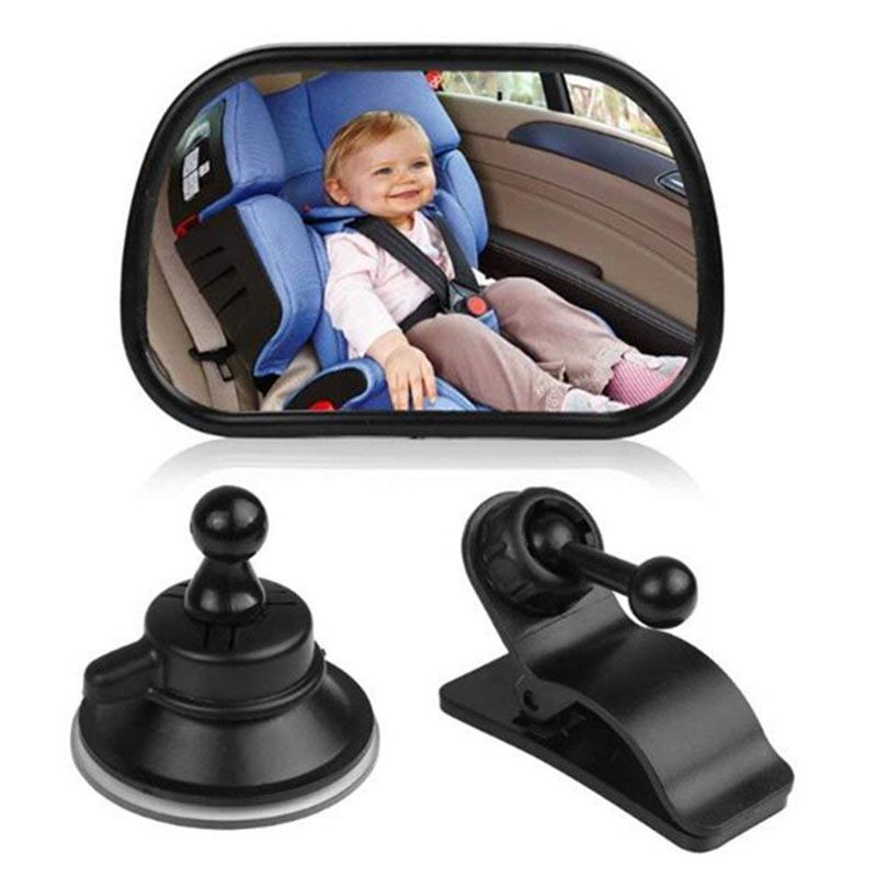 Large Interior Rear View Mirror