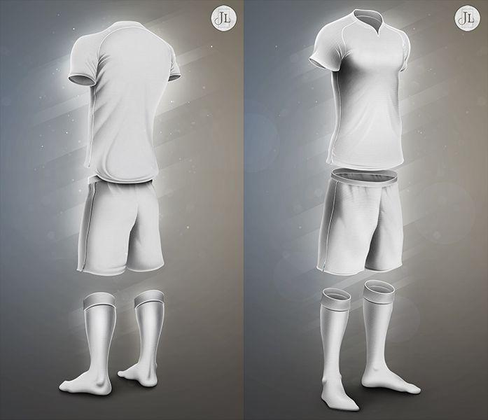 a53d3d65 Football Kit Template by Jay5204 | Jerseys + Soccer boots | Football ...
