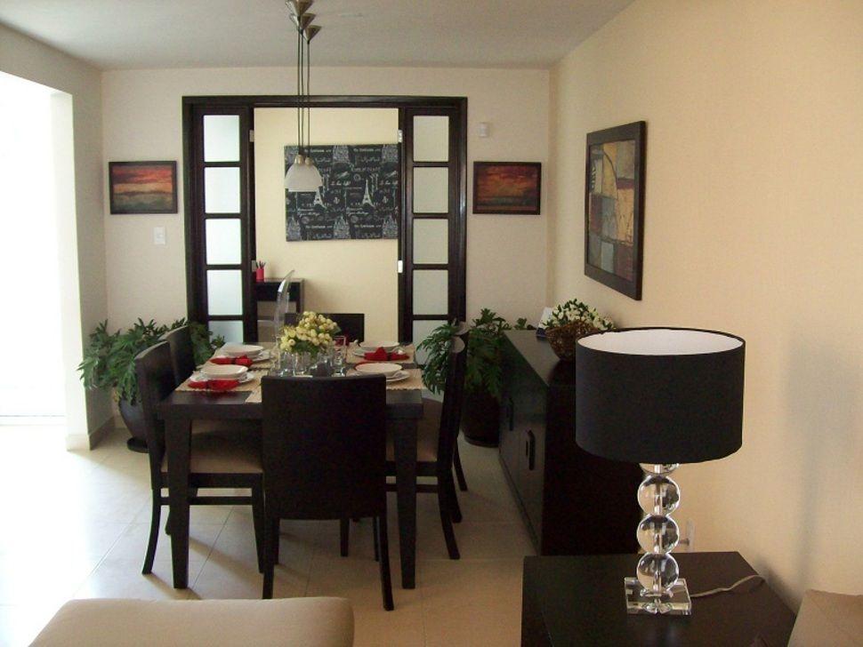 Decoraci n en espacios peque os decoraciones para Salas en l para espacios pequenos