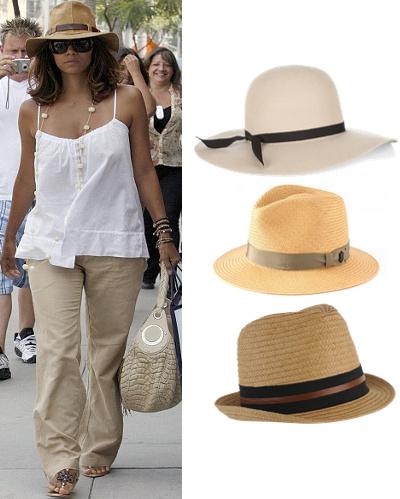 Sombreros para diferentes tipos de rostros  c2def9e9d3a7