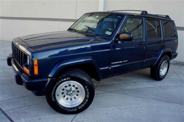 2001 Jeep Cherokee 89 711 Miles 9 995