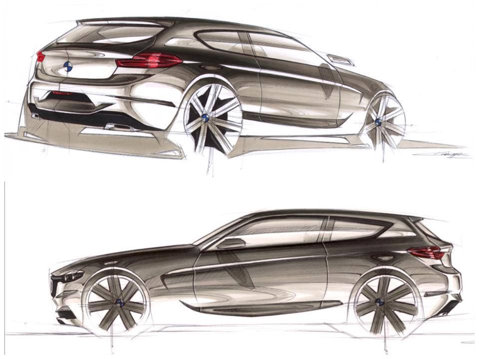 Pin von Miguel de Salvador auf Sketches & car design | Pinterest ...