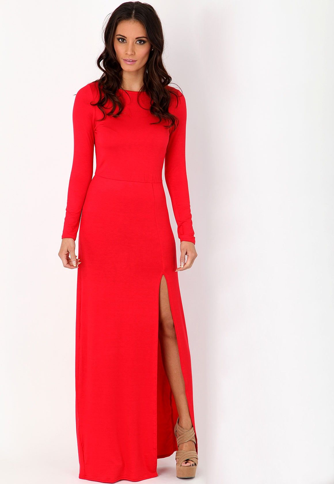 78  images about Long Sleeve Maxi Dress on Pinterest - ASOS- Frock ...