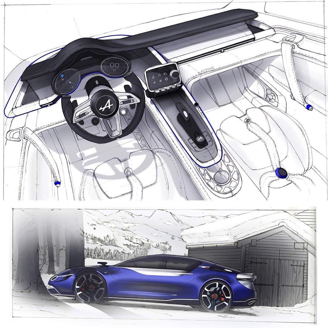[Présentation] Le design par Alpine 665c944a12acdffae064c4190a14b915