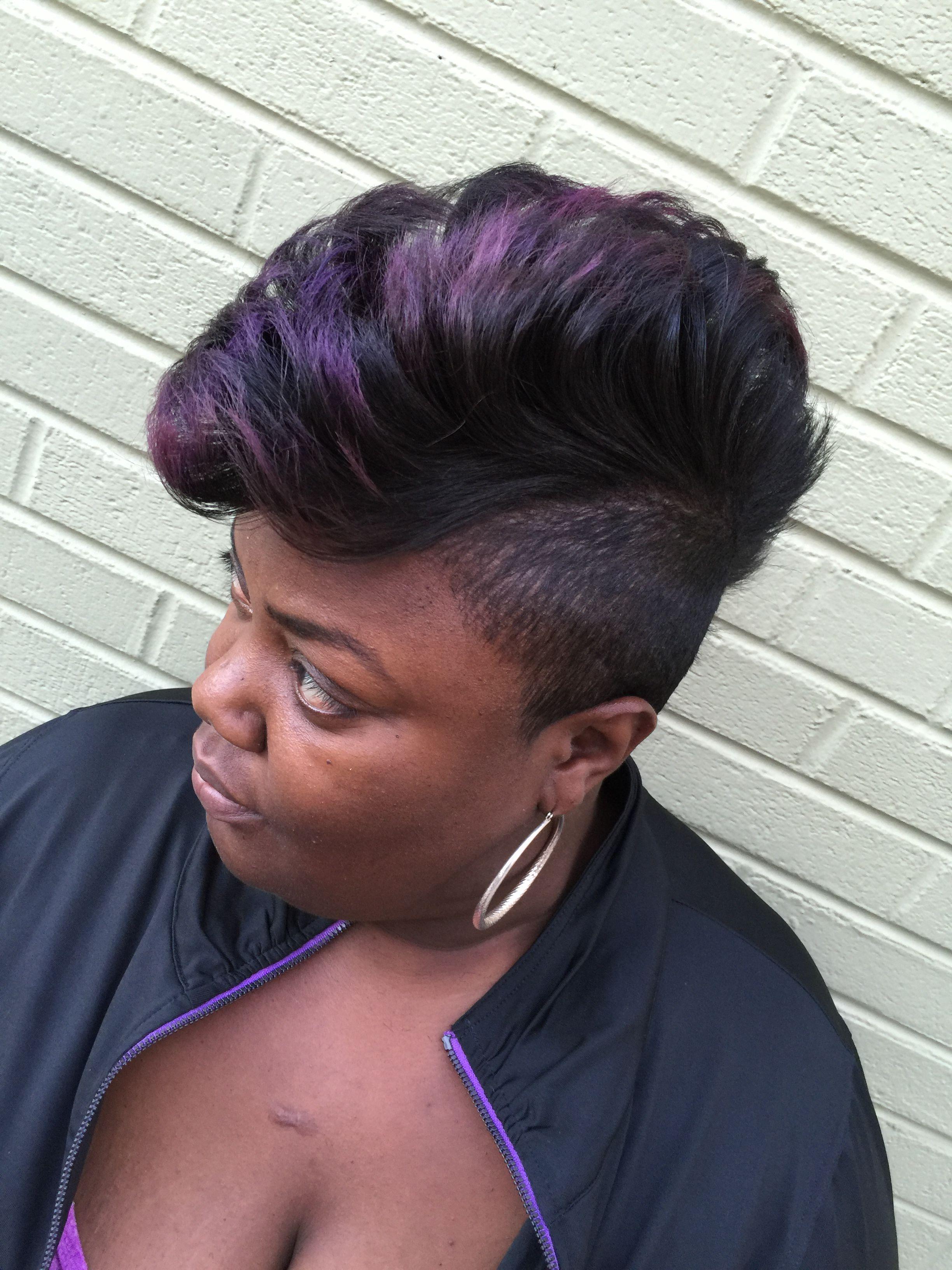 Relaxer Free Hair Stylist Marketia Le Loft Llc Hair Salon