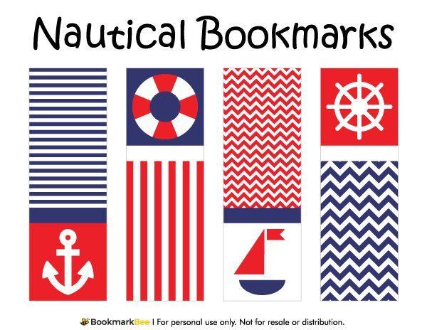 Free printable nautical bookmarks download the pdf template at http free printable nautical bookmarks download the pdf template at httpbookmarkbeebookmarknautical maxwellsz