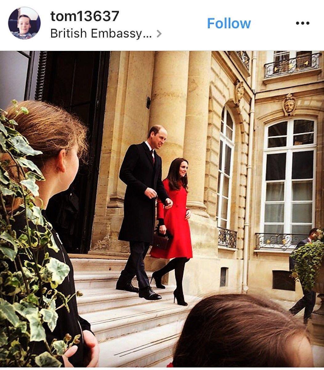 World of Windsor : Middleton Maven @MiddletonMaven The Duke &...